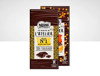 L'Atelier Chocolate nestlé